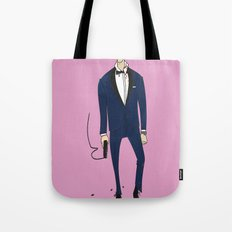 Bond / Skyfall Tote Bag