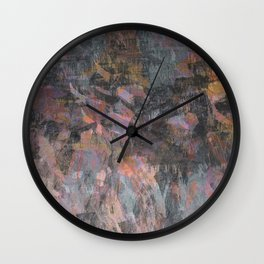 South Rim #8 Wall Clock