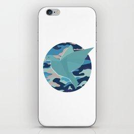 Peace Dove iPhone Skin