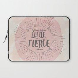 FIERCE - PINK Laptop Sleeve