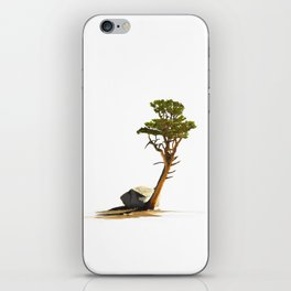 Lone Foxtail Pine iPhone Skin