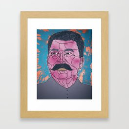 Stalin Framed Art Print