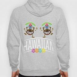 Designed for trendy, fun loving people who love Hawaiian art and love go out on a beach Tee HAWAIIAN Hoody