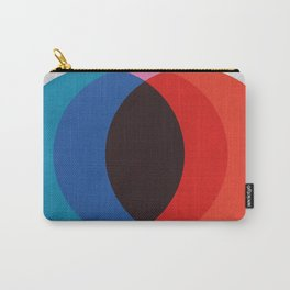 Abstract and minimalist pattern Carry-All Pouch