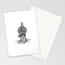 DelStalk Undead Stationery Cards