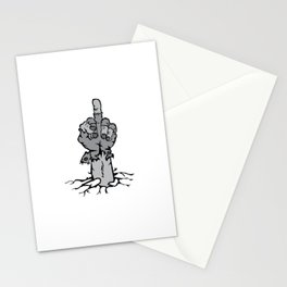DelStalk Undead Stationery Cards