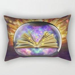Spiritual chapter Rectangular Pillow
