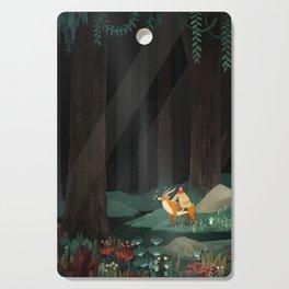 Princess Mononoke tribute Cutting Board