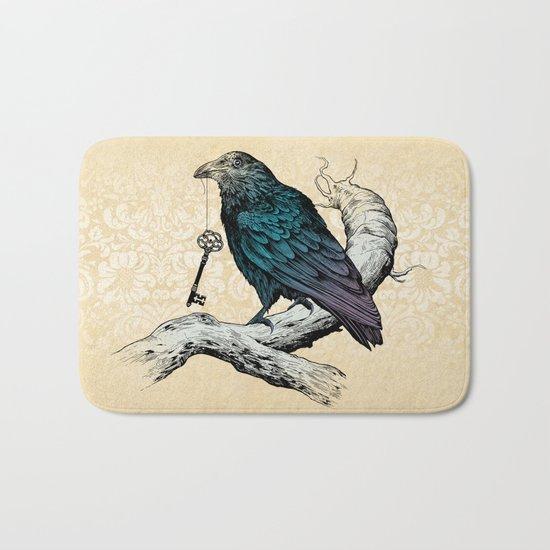Raven's Key Bath Mat