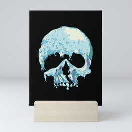 Silent Wave Mini Art Print