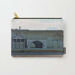 A Toledo Mural III Carry-All Pouch
