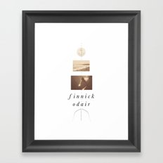 ♡ Finnick Odair ♡ Framed Art Print