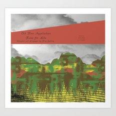 Title Page Art Print