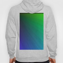 Prismatic Triangle Rays Hoody