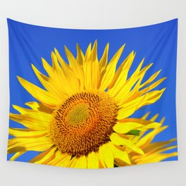 Sun Flower Wall Tapestry