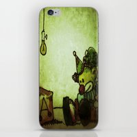 jojo iPhone & iPod Skins featuring Jojo  by The Unflattered