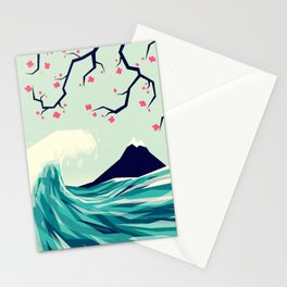 Falling in love 2 Stationery Cards