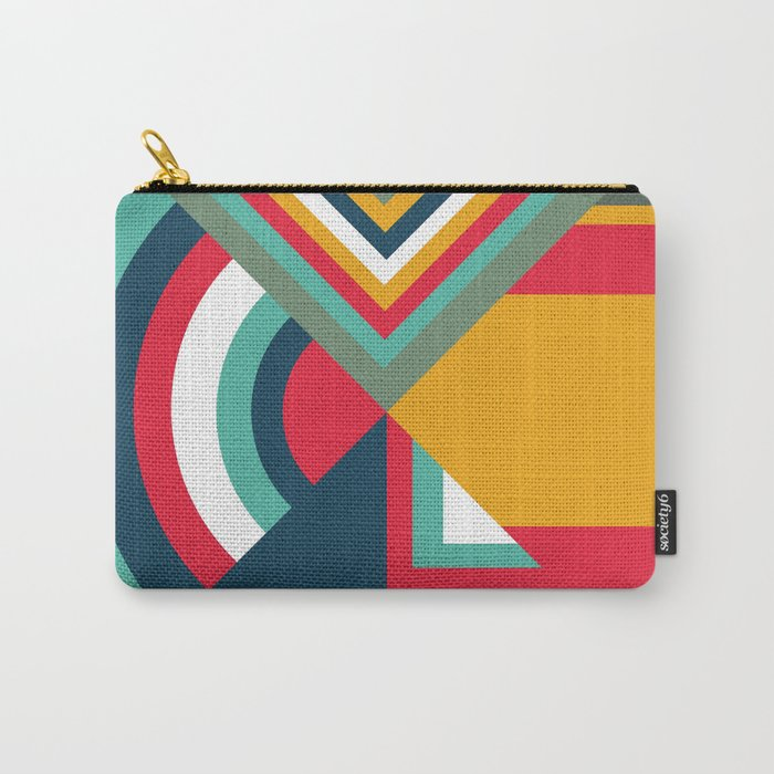 Tribal I Carry-All Pouch