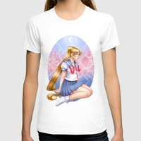 sailormoon T-shirts featuring Sailor moon by Roots-Love