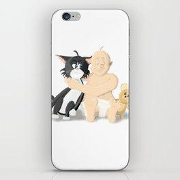 Hugs iPhone Skin