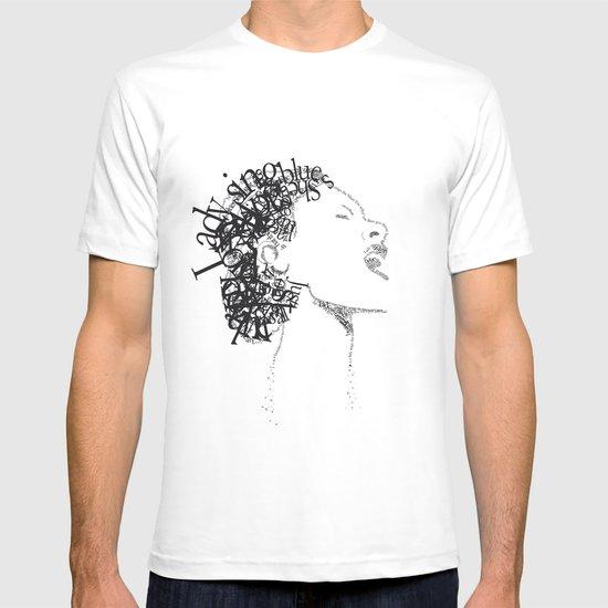 Jazz Typography T-shirt