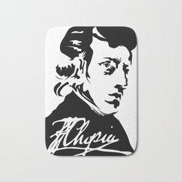 Frédéric Chopin (1810 – 1849) (II) Bath Mat