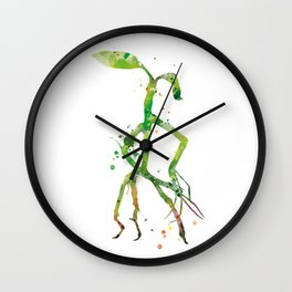 Pickett Wall Clock