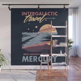 Intergalactic Travel Wall Mural