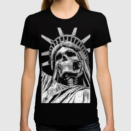 Liberty or Death B&W T-shirt
