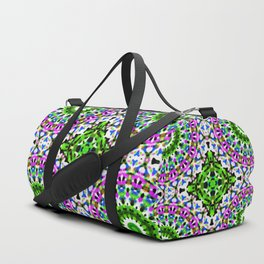 Tribal Mandala G112 Duffle Bag