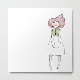 Innocent Metal Print