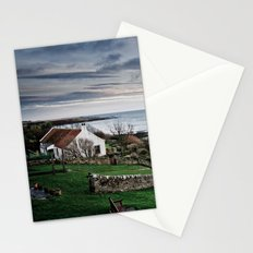 Seaside Cottage Stationery Cards
