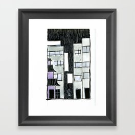 I was forgotten Framed Art Print