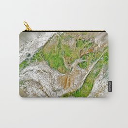 Ocean Grass Carry-All Pouch