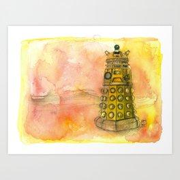 Beautiful Extermination Art Print