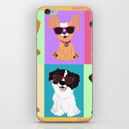 Breeds by NilseMariely, Diseños queLadran iPhone Skin
