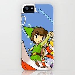 The Legend of Klaine iPhone Case