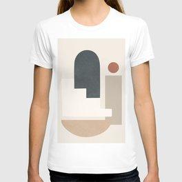 Minimal Shapes No.28 T-shirt