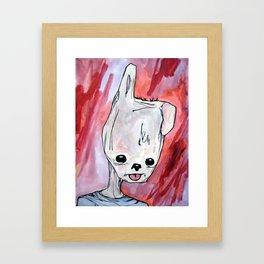 Licki Framed Art Print