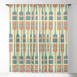 PADDLE Sheer Curtain