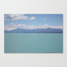 Lake Pukaki  Canvas Print