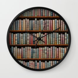 The Library Wall Clock
