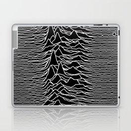 Joy Division - Unknown Pleasures Laptop & iPad Skin
