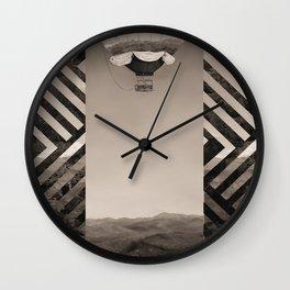 Jungle Rescue Vintage Wall Clock