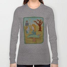 once upon a mushroom Long Sleeve T-shirt