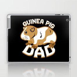 Guinea Pig Dad Laptop & iPad Skin