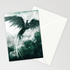 Jade Griffin Stationery Cards