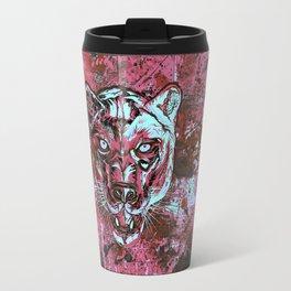 Panther Style. Travel Mug