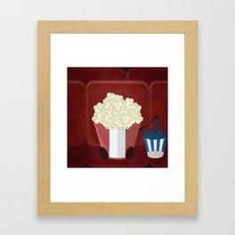 Pop - Story Framed Art Print