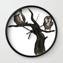 Whistle Wall Clock